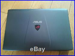 PC portable Gamer ASUS ROG G552VW, I5 4 coeurs, 1To Sacoche offerte