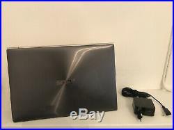 PC portable haut de gamme Asus ZenBook UX31A-R4005 disque SSD processeur i5