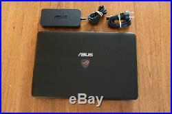 PC portable pour gamer ASUS ROG G551JW-CN053H core i7 Nvidia GTX 960M 1TO DD