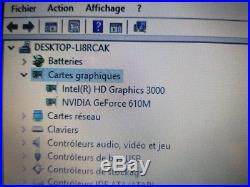 Pc Asus I3 17.3 Pouces 8go Ram Hdd 640go