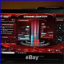 Pc Asus Rog GTX 1070 i7-7700HQ 1TB + accessoires