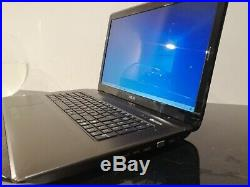 Pc Computer Portable Laptop Asus 17.3 Windows 10 Intel Pentium