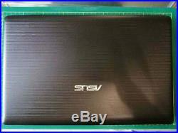 Pc Portable Asus K55VD 15'', Intel core i7, Nvidia GeForce 610M, SSD