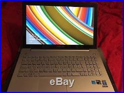 Pc Portable Asus N550JK i7 écran Tactile Full HD 15.6 Occasion