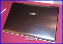 Pc Portable Asus serieN N76 N76V n76vz i7 SSD Windows 10 HDD 1 To