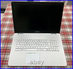Pc ordinateur portable Asus N751JX-T4180T 17.3 1-TO 8-GO Windows PRO