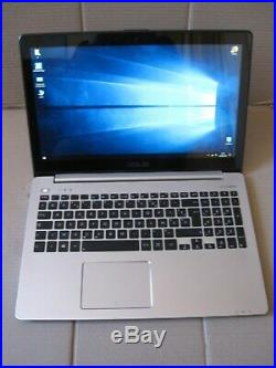 Pc ordinateur portable Asus VivoBook s551l Ecran Tactile Intel Core i7 gamer