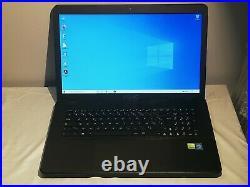Pc portable ASUS X751L i3-4030U 4Gb ssd 256GO GeForce 820M Windows10