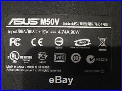 Pc portable Asus M50V Disque SSD avec linux Mint 2017 Très bon état