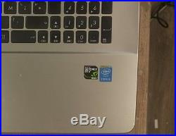 Pc portable asus x751L core I5 4eme génération 1to 8gb