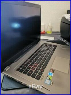 Pc portable gamer ASUS ROG PC GAMER GL702VM-GC297 17.3 8Go RAM