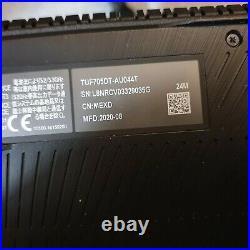 Pc portable gamer ASUS TUF705DT-AU044T Hors Service