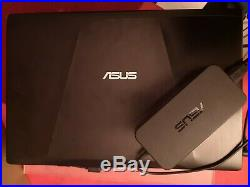 Pc portable gamer gaming Asus rog strix GL553VD NVME FX553VD GTX 1050 WINDOWS 10