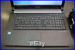 Portátil ASUS 17,3, Quad Core i7-2610QM 2,00ghz, 8GB RAM, 1TB HDD