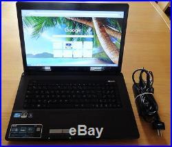 Portable Asus X73SJ 17.3 Core I3 NVidia Gt 520M 4 Go Hd 750 go Win7
