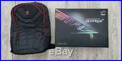 Portable Gamer ASUS GL502V, Intel i7 7700, GeForce GTX 1070 8Go, 16 Go RAM