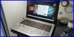 Portable Gamer ASUS GL502V TITANIUM Intel i7 7700 GTX 1070 16 Go RAM