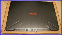 Portable Gamer ASUS TUF504GM-E4432T 15,6 GTX1060 6Go Comme NEUF