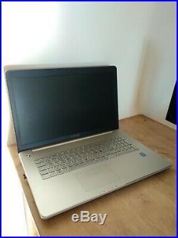 Portable / Laptop ASUS Notebook PC N750J, CPU I7, RAM 8GB, 17.3, HDD 1TB + 500GB