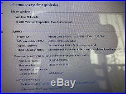 Portable asus15 Pouces Intel I5