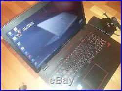 Portable asus gl752vw-ty020t SOUS GARANTIE excellent état