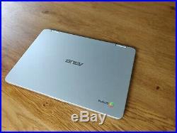 QWERTY ASUS Chromebook flip c302ca intel core m3 12,5'