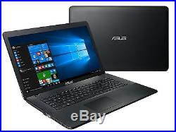Riesen ASUS Notebook F751SA 17,3 / Intel N3050 / 4GB / 500GB / Windows 10 Pro