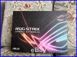 Superbe Pc Portable Gamer Asus Rog Strix I5 16go Ddr4 Ssd Geforce Gtx 1050 4go