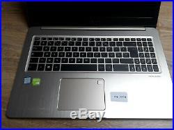 Ultrabook Asus VivoBook N580VN-DM055T, 15'' i7-7700 Quad GeForce MX150, Full HD