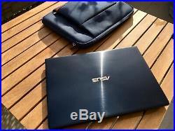Ultrabook Asus Zenbook Pro 14 Garantie 2021
