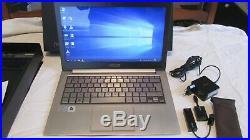 Ultrabook Asus zenbook ux31e intel i5 SSD ecran 13.3 équivalent asus airbook
