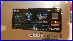 Ultrabook s56c asus