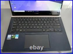 Zenbook Pro UX480FD Ultrabook 14 256go SSD GTX 1050m 8go Ram
